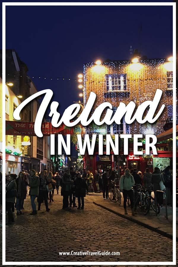 Ireland in Winter