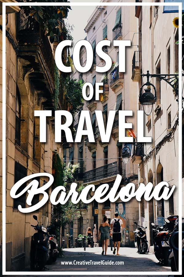 Barcelona Prices