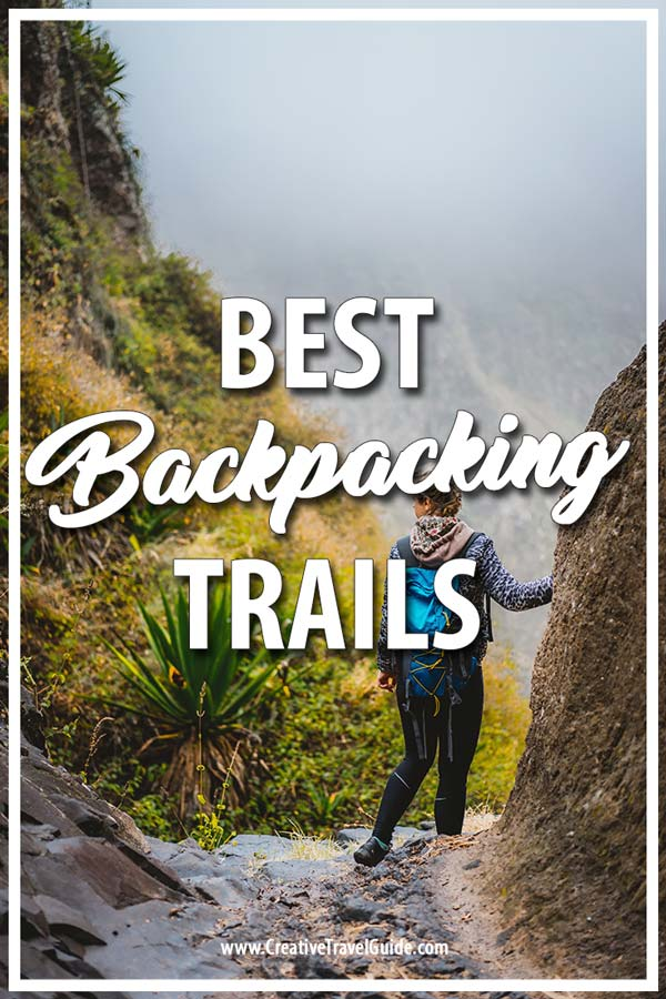 backpacking trails