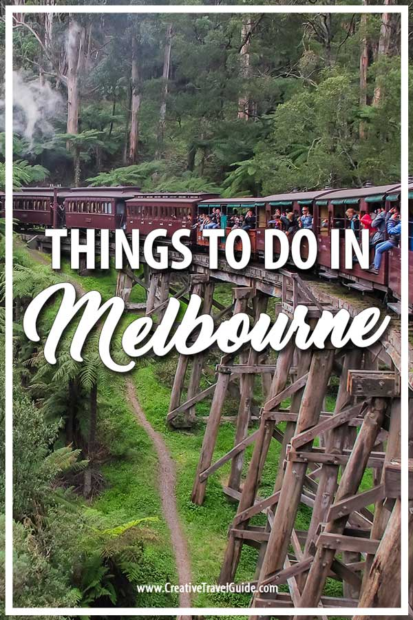 PLACES TO VISIT IN MELBOURNE