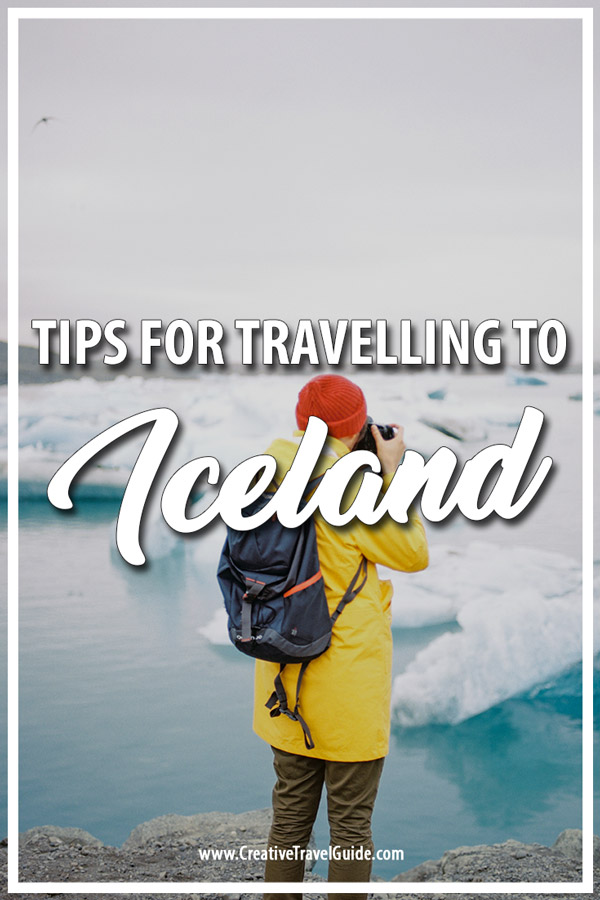 tips for travelling to iceland