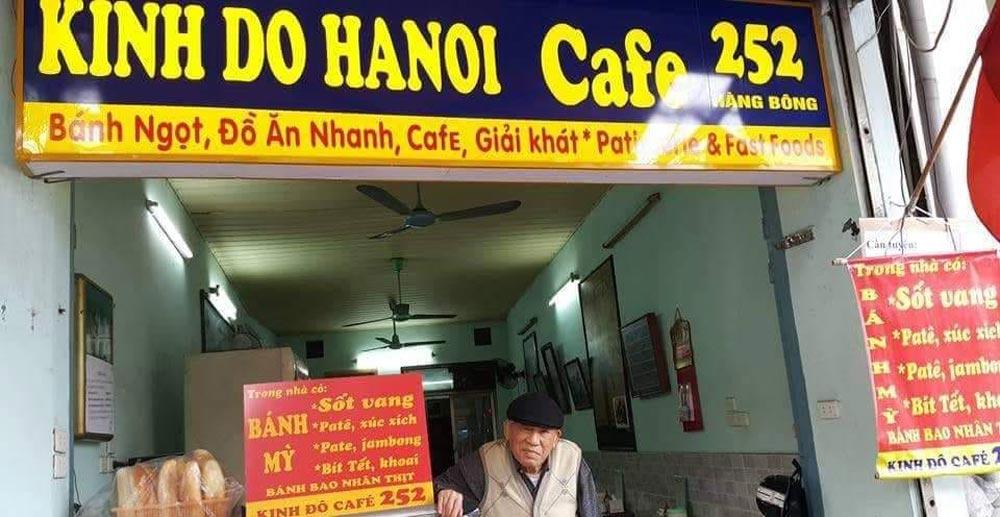 Café Kinh Đô – Hàng Bông best restaurants in hanoi