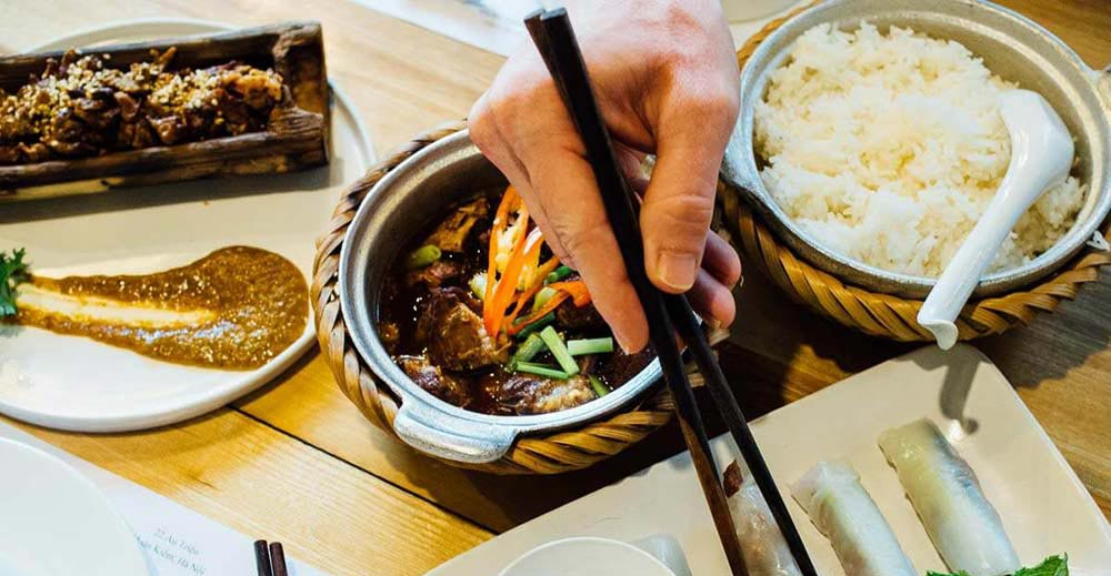 Chusa Vietnamese Cuisine – Au Trieu Street, Old Quarter best restaurants in hanoi