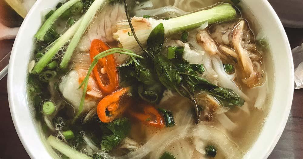 Pho 10 Hanoi restaurant -best restaurants in hanoi