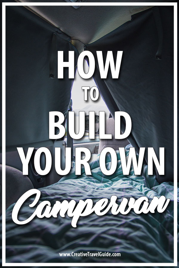 How to build your own campervan