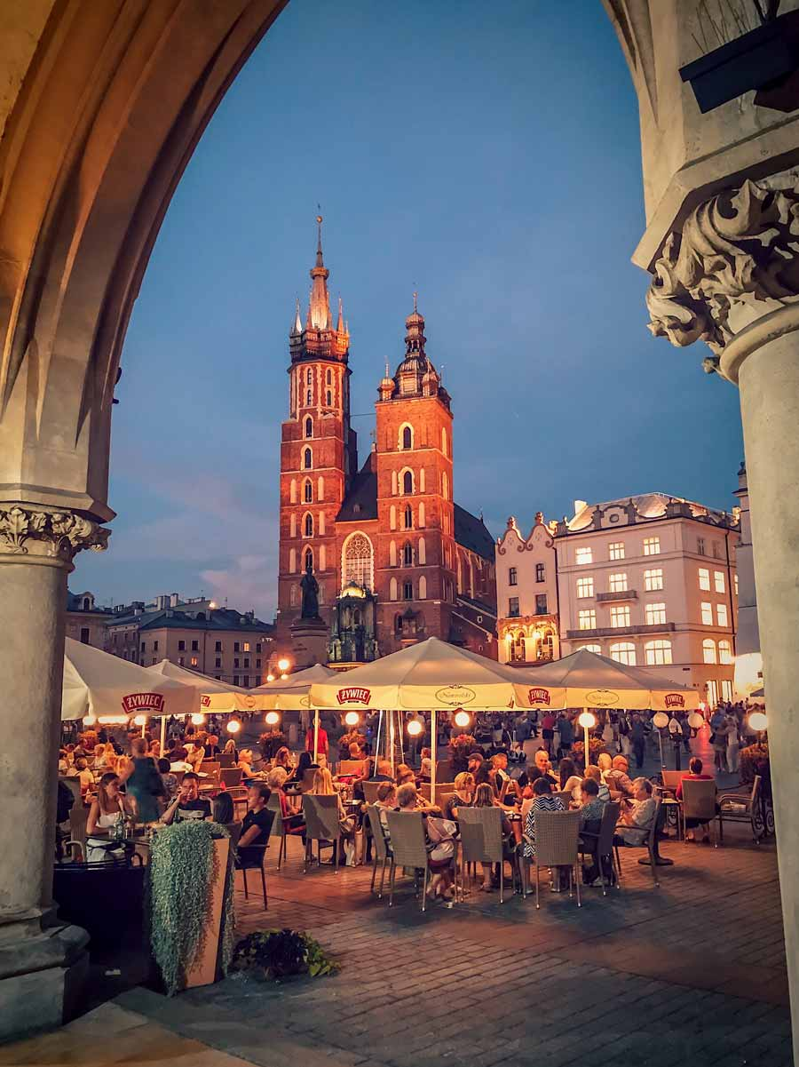 Romantic cities in Europe
