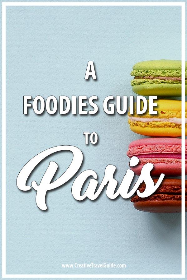 Paris food guide