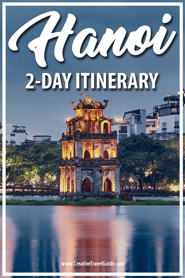 2 Days in Hanoi
