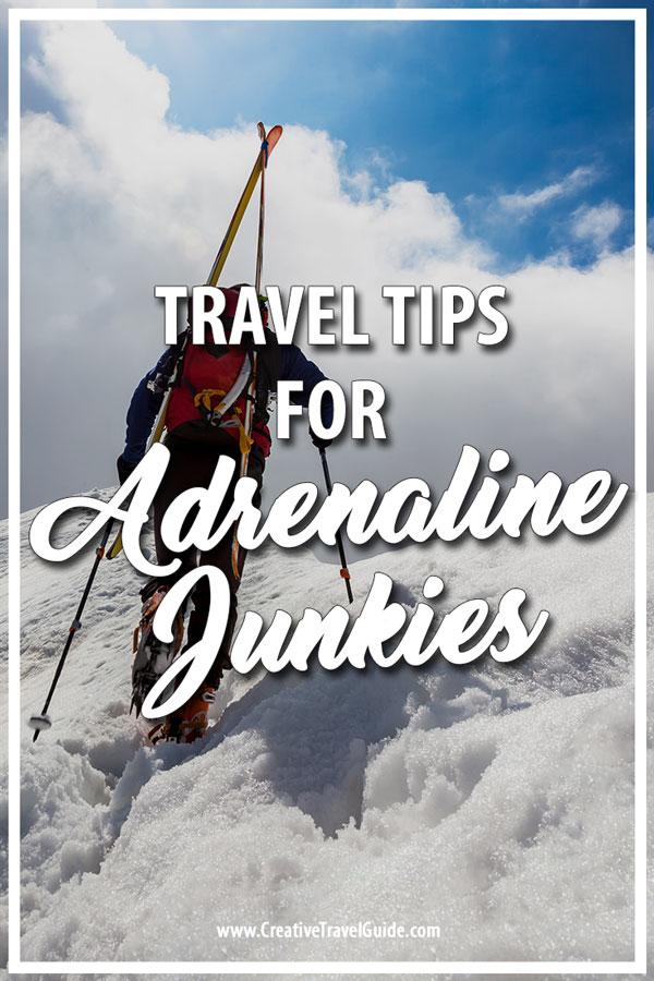 Adventure Travel tips