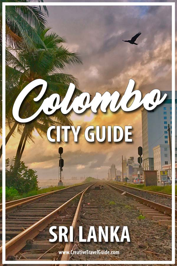 Colombo city guide