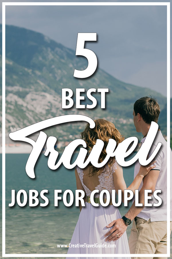 best travel jobs for couples