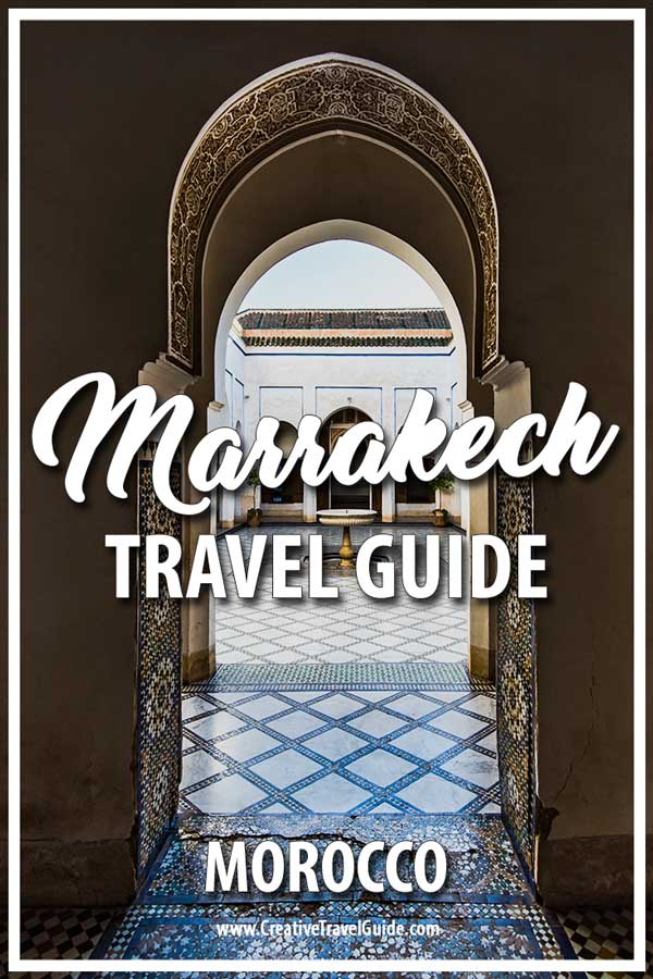 Marrakech Travel Guide