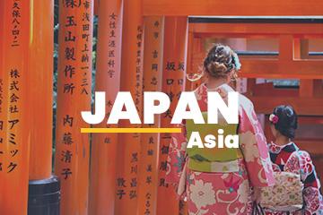Japan Destination