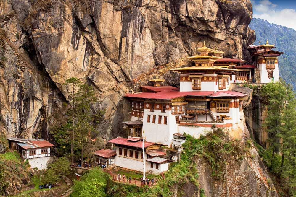 Luxury Getaways Bhutan