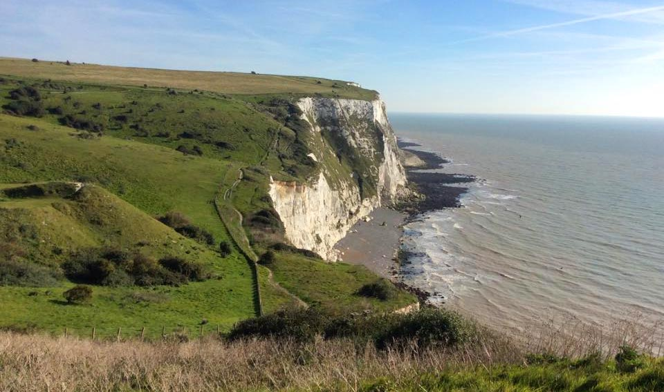 White Cliffs of Dover Things to do in Dover England
