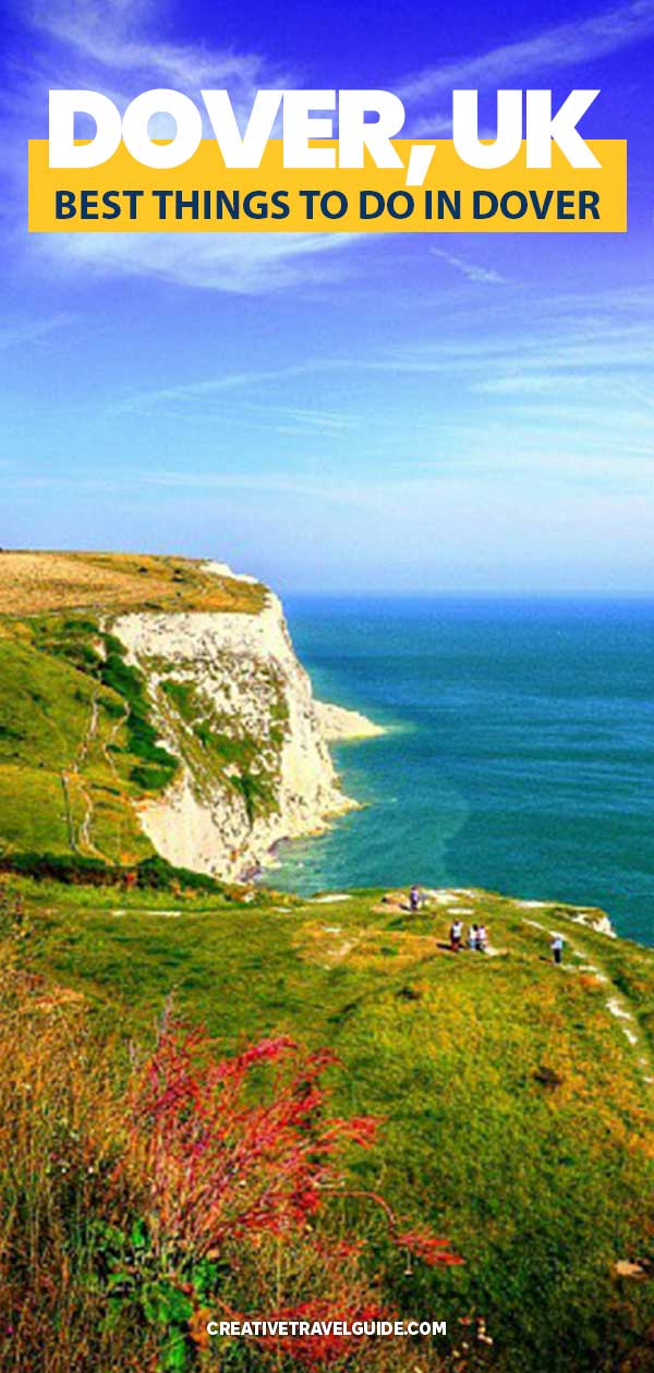 Things to do in Dover England