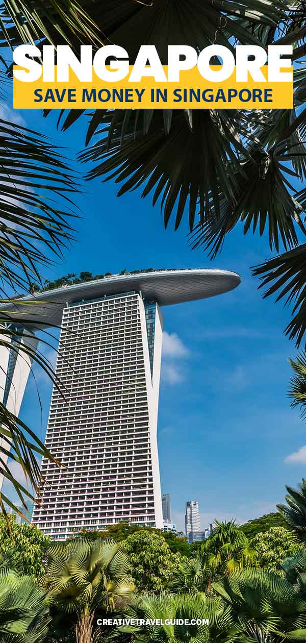 Save money in Singapore