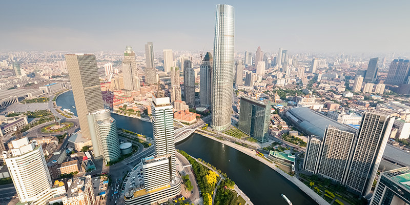 Tianjin best places to visit in China
