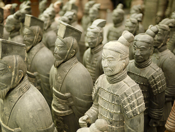 Xian best places to visit in China