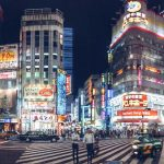 Attractions in Tokyo