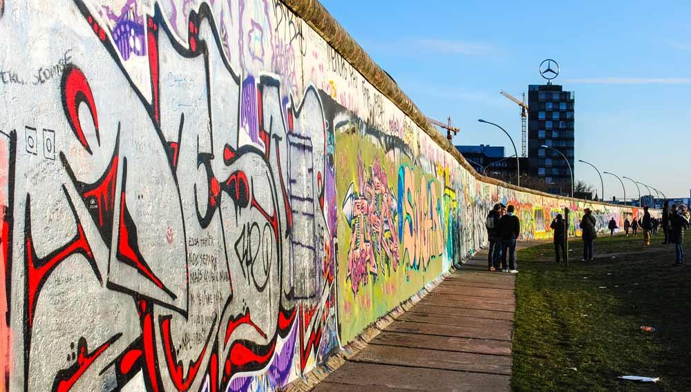 Berlin best cities for street art