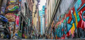 best cities for street art