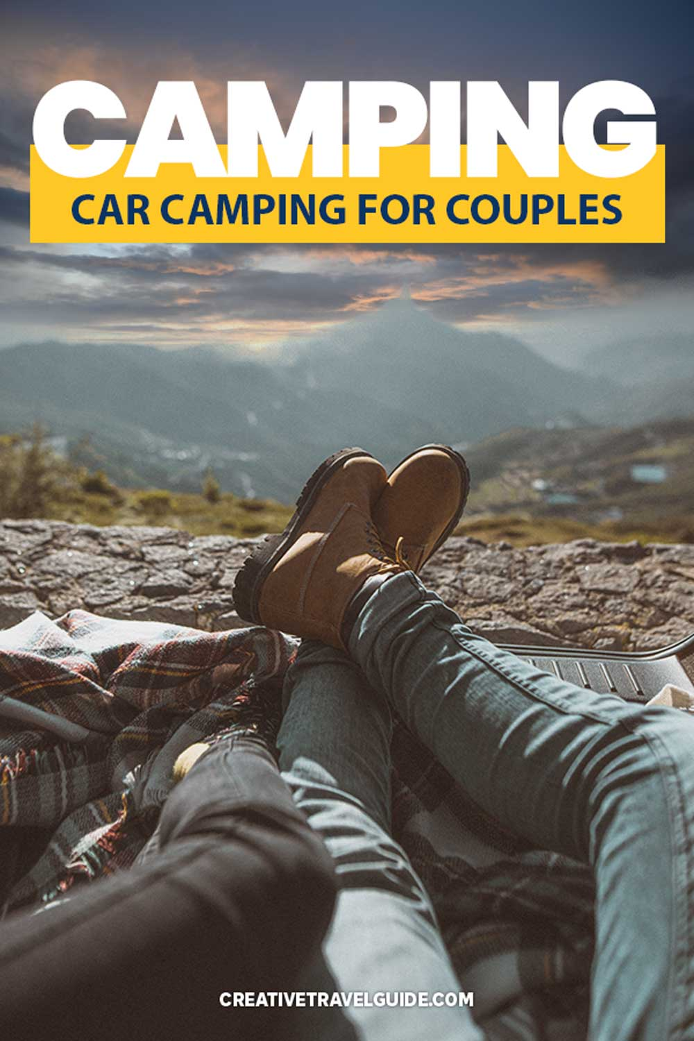 Camping for couples
