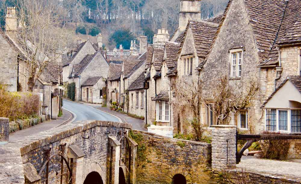 Cotswolds places to go for a weekend away in england
