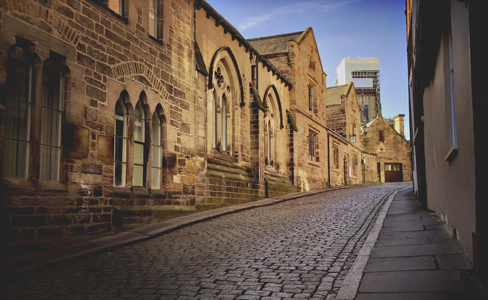 Durham places to go for a weekend away in england
