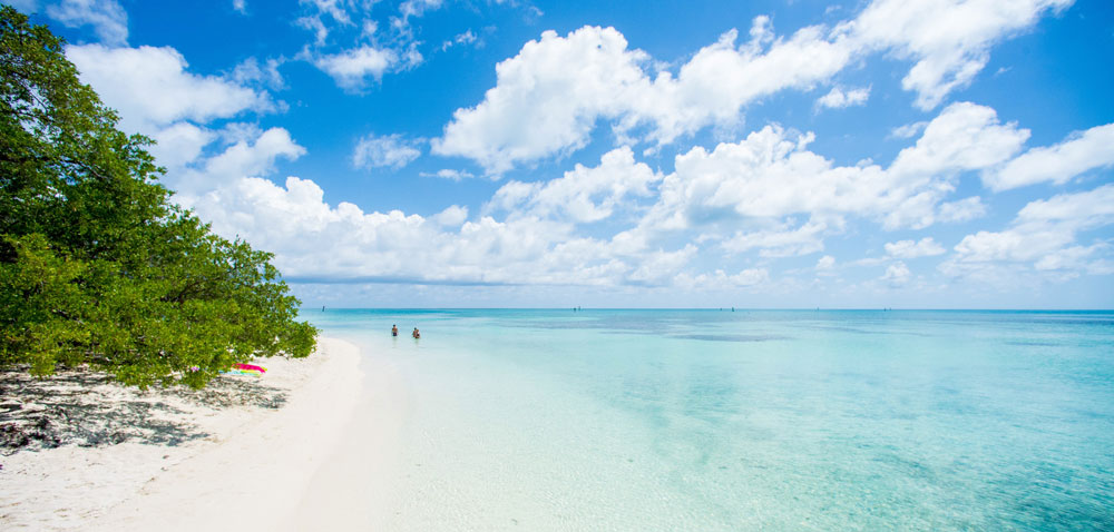 Florida Keys Romantic places in the usa
