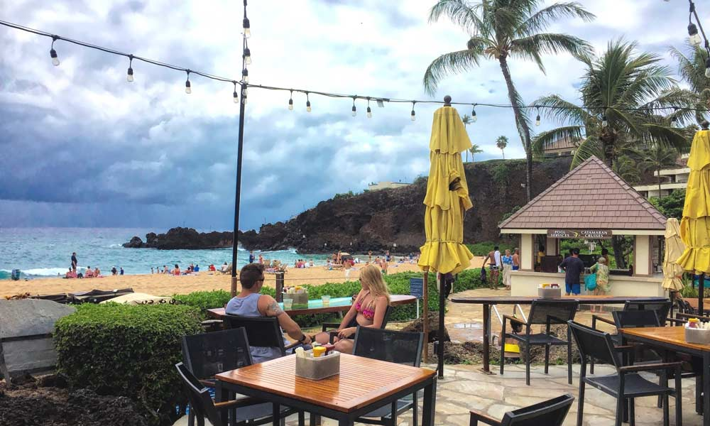 Maui Hawaii Romantic places in the usa