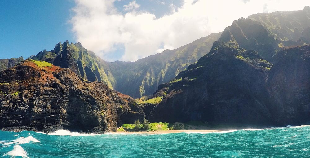 Kawai Hawaii Romantic places in the usa
