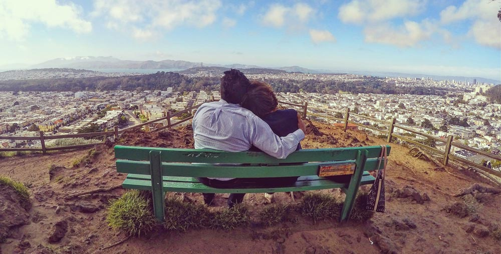 San Francisco Romantic places in the usa