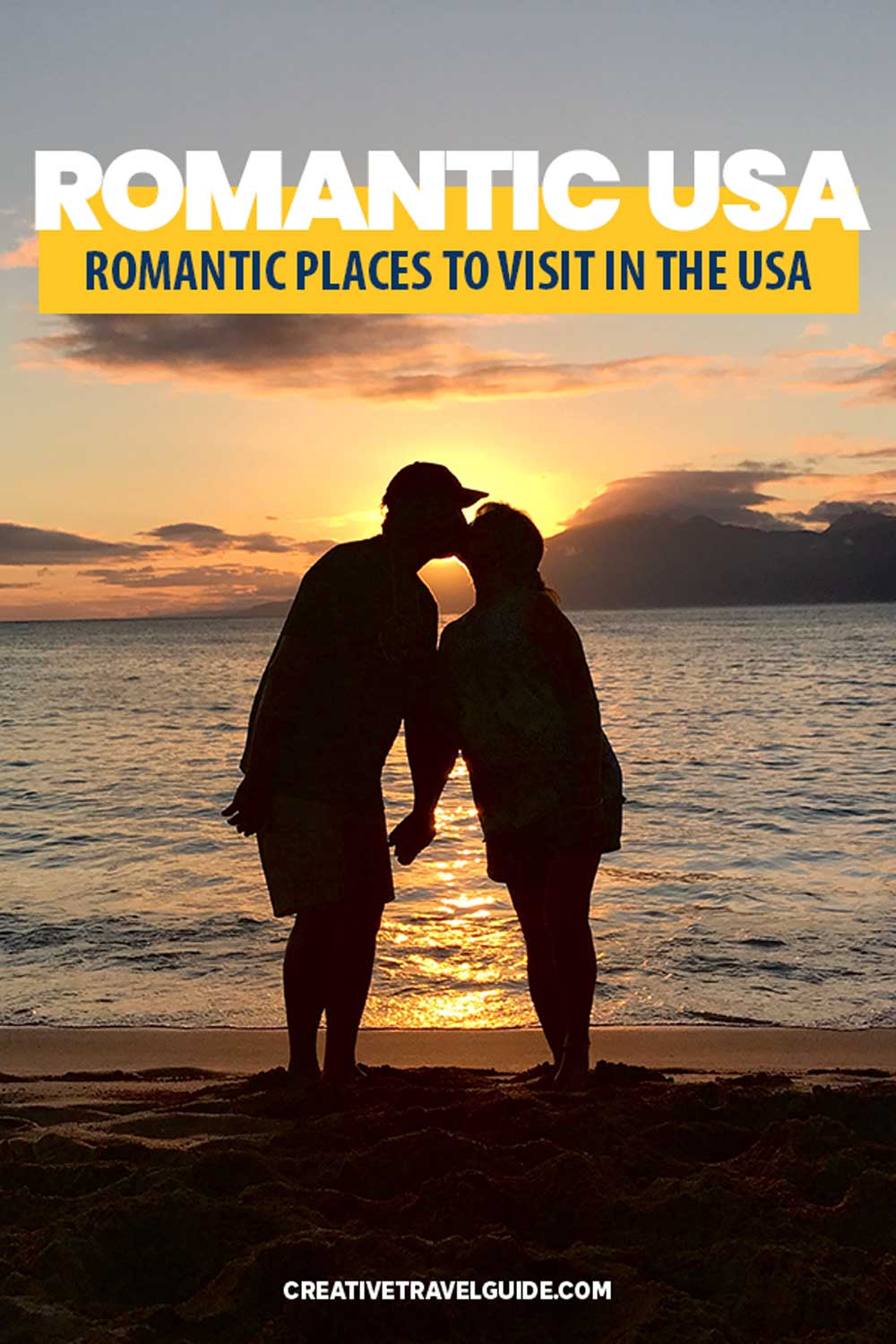 Romantic places in the usa