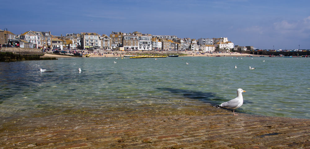 St Ives places to go for a weekend away in england