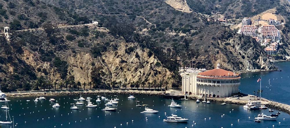 Catalina Island Romantic places in the usa