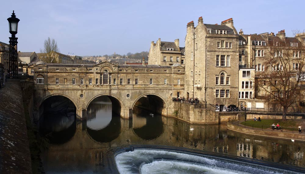 Bath places to go for a weekend away in england