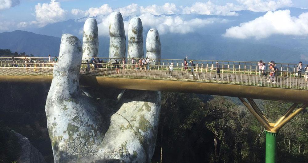Ba Na Hills Da Nang 3 weeks in Vietnam