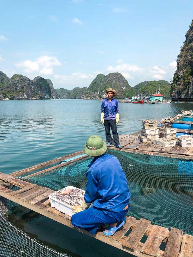 Halong Bay 3 weeks in Vietnam