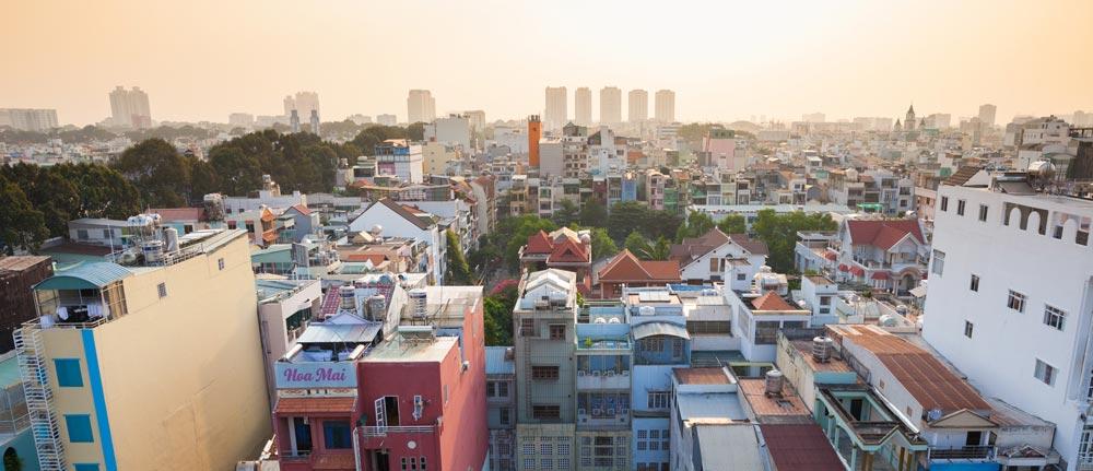 Ho Chi Minh City 3 weeks in Vietnam