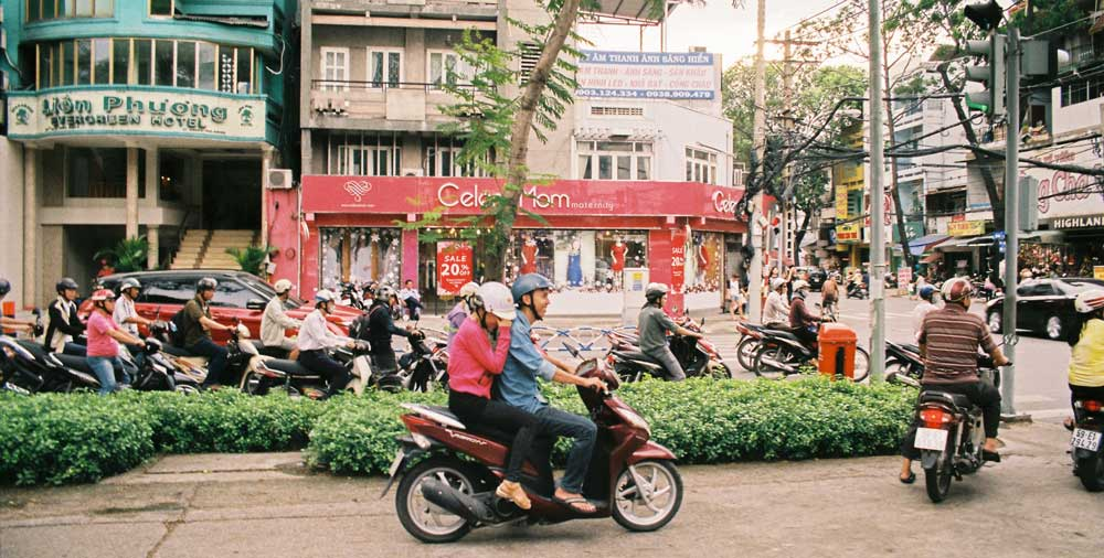 Ho Chi Minh City 3 weeks in Vietnam