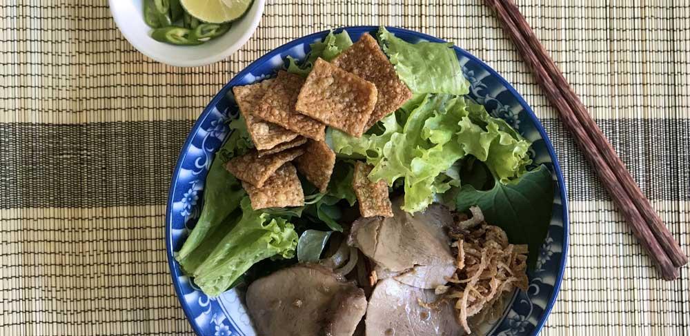 Food in Vietnam 3 weeks in Vietnam