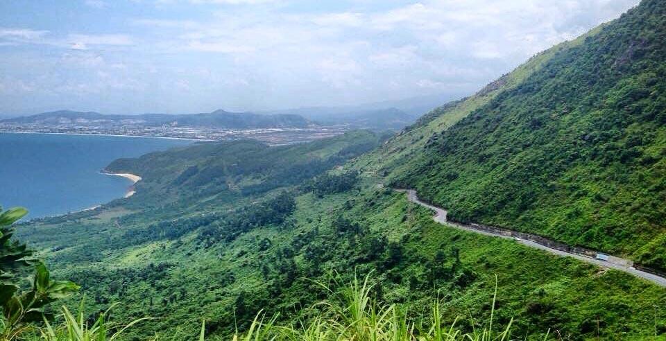 Hai Van Pass 3 weeks in Vietnam