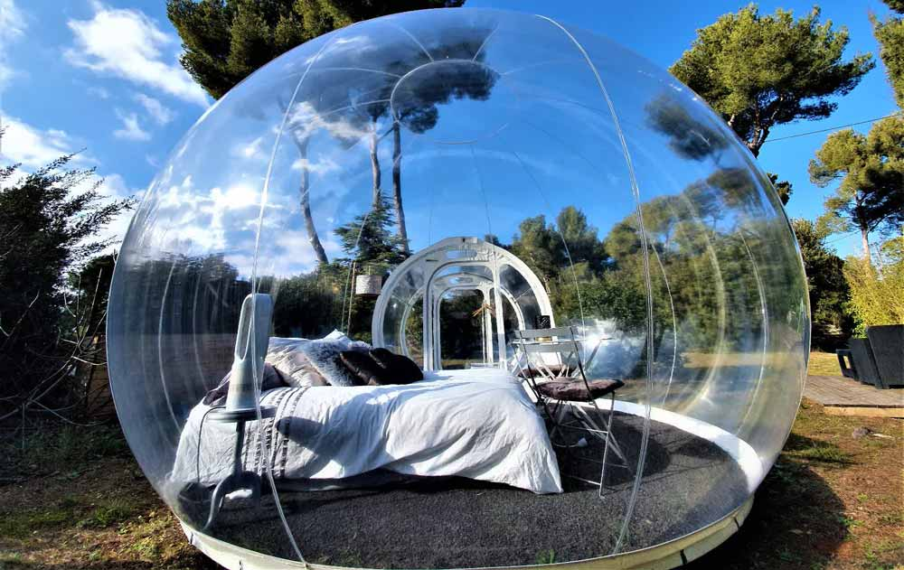 Attrap' Reves Hotel - France Craziest hotels in the world