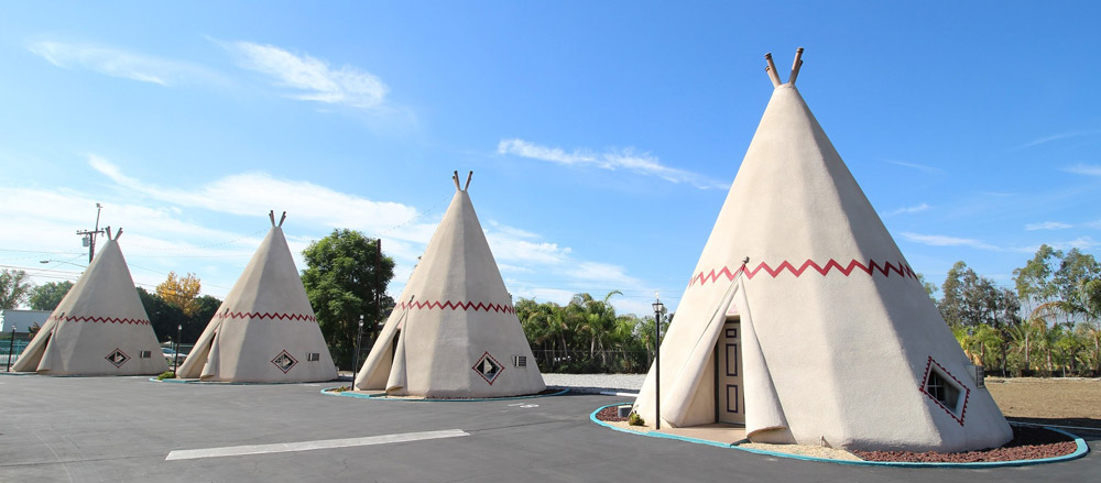 Wigwam Motel Most Unique hotels in the world