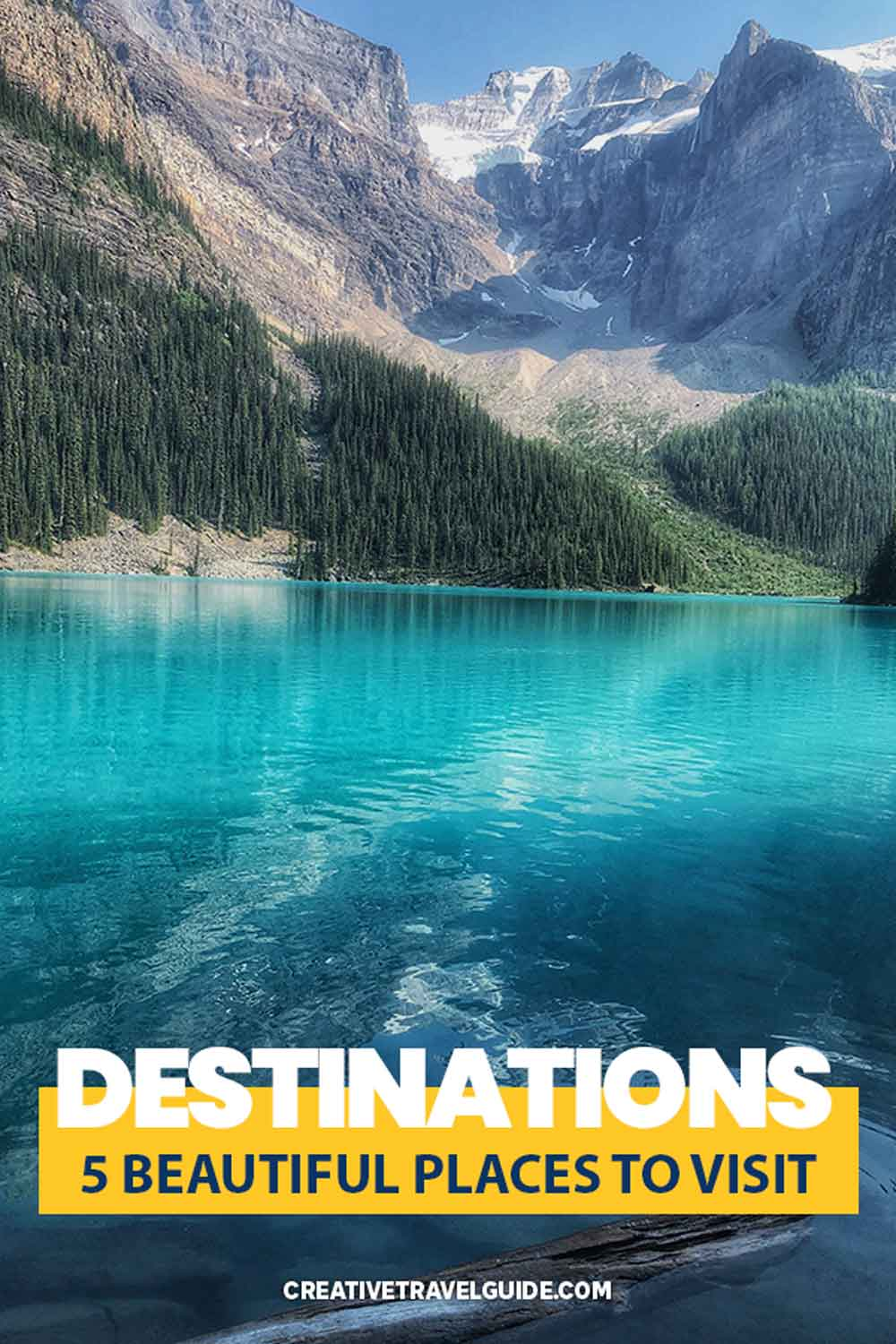 Beautiful travel destinations