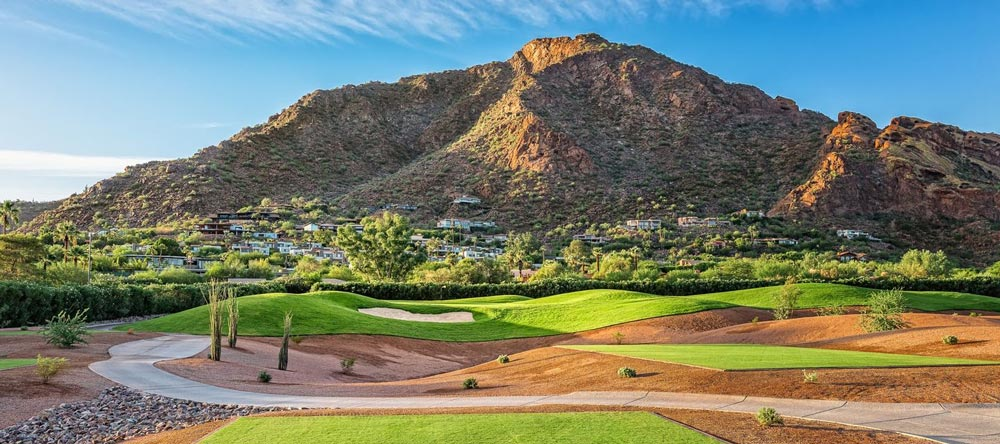 golf resorts in arizona