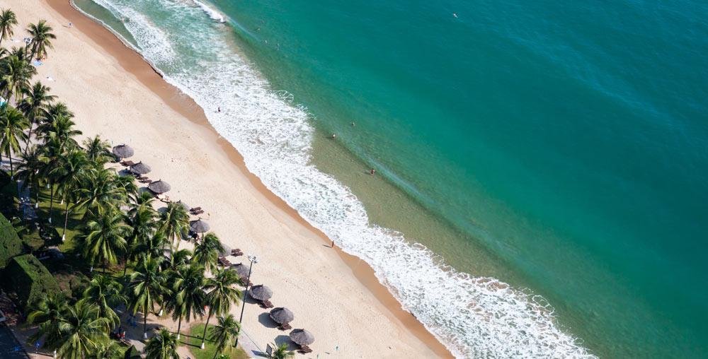 Cat Co Beach Beach best beaches in Vietnam
