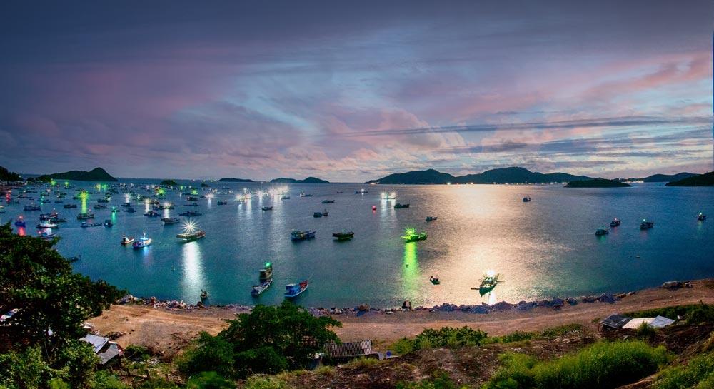 Cay Men Beach best beaches in Vietnam