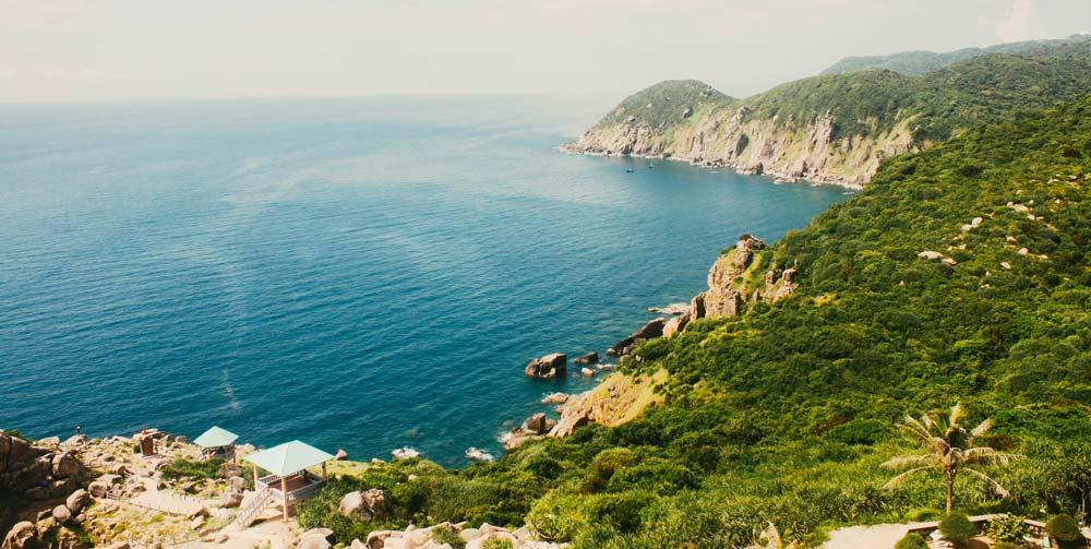 Day Lanh Beach best beaches in Vietnam